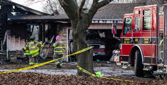 After the community raised more than $79,000 for the town of Lisbon family who lost their ranch-style home and belongings in a structure fire, the Jeske family wants to thank their donors and supporters.  Ed and Breeanna Jeske will be at Sussex's Uptown Artfrom 8 to 11 p.m. Saturday, Jan. 18, in a meet-and-greet style event.