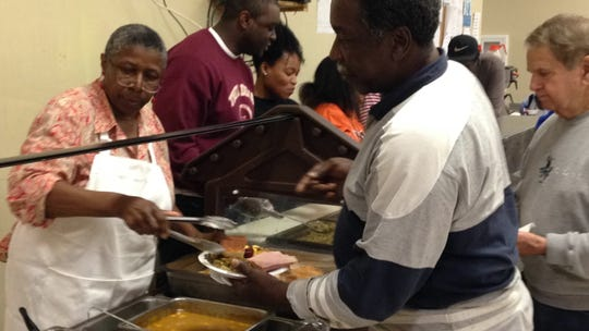 A free Christmas Day meal is being offered at Friendship Mission on Mobile Highway in Montgomery.