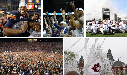 Over the last decade, Auburn football won a national championship and beat Alabama four times; basketball reached the Final Four; and both softball and baseball reached the College World Series.