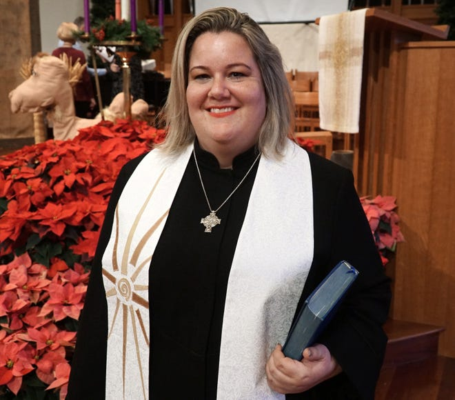 Rev. Bethany Peerbolte, of Birmingham's First Presbyterian Church, is expecting a full house for their Christmas Eve and Christmas Day.