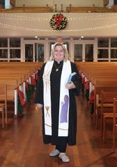 Rev. Bethany Peerbolte will welcome parishioners to Birmingham's First Presbyterian Church for Christmas services.