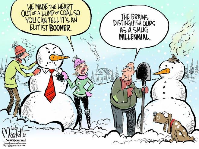 Cartoons for Christmas!