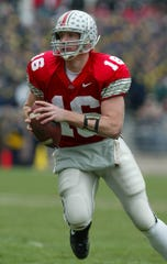 Buckeyes quarterback Craig Krenzel, repeated as Fiesta Bowl offensive Player of the Fiesta Bowl.