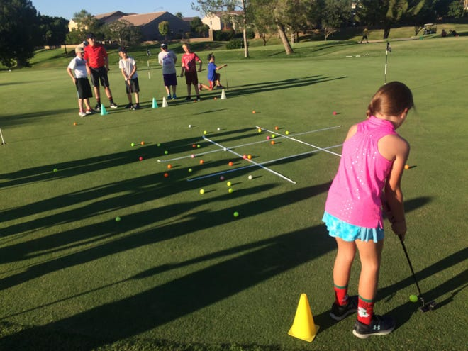 The First Tee Phoenix provides golf lessons at schools, youth centers and golf courses across Maricopa County.