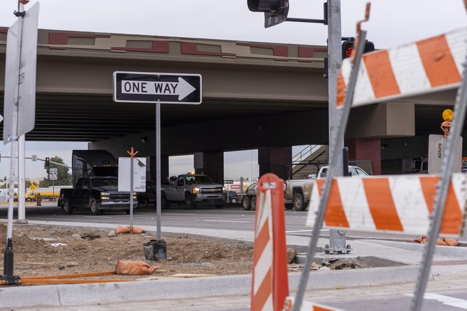 The Loop 202 South Mountain Freeway opened after decades of debate. The freeway connects the East and West Valley by bypassing downtown Phoenix on a new route through Ahwatukee Foothills and Laveen.