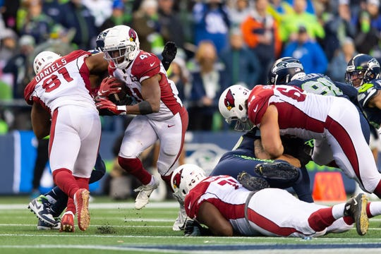 The Arizona Cardinals are very comfortable playing in Seattle against the Seahawks.