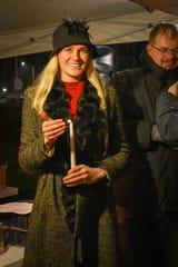 Vanessa Nordyke, Salem city councilor for Ward 7.