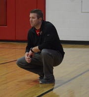 First year head coach Colby Fitzgerald has Dell Rapids St. Mary off to a 3-0 start.