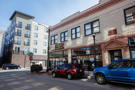 BYOPizza, at 431 S. Jefferson Ave., announced last week in a Facebook post it is closing its doors Dec. 31.