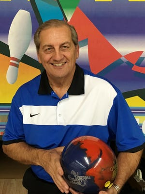 Lew Agius bowled a 300 game at Sunset Lanes last week. It was the 8th 300 game he has bowled in St. George since he moved here from Michigan in 2011.