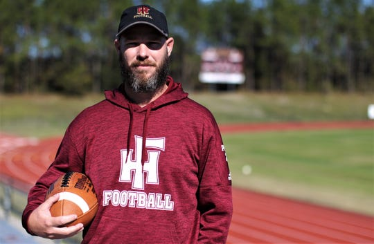 In his 15th season, Florida High football coach Jarrod Hickman was named the 2019 All-Big Bend Coach of the Year in football for the first time. The Seminoles went 12-2 and finished as Class 3A state runner-up during the program's first championship game appearance.