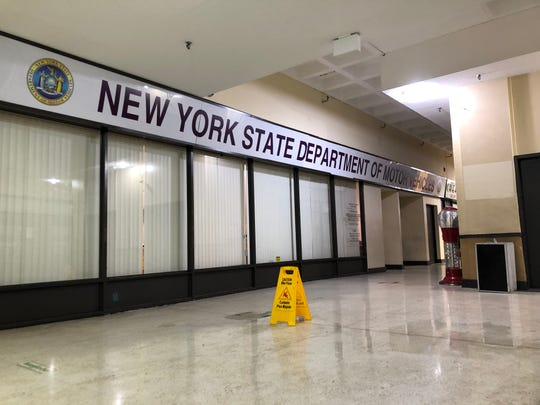 White Plains Department of Motor Vehicles closed until further notice on Dec. 23, 2019.