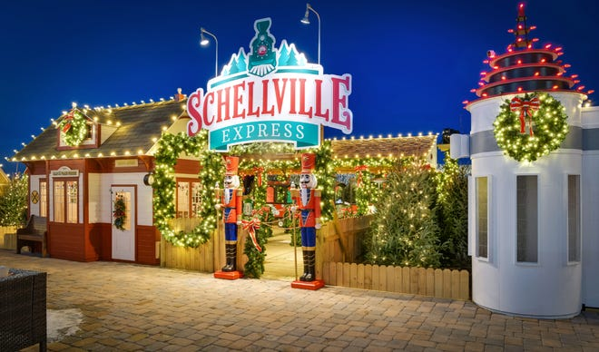 Winter WonderFest and Schellville Christmas Lane give guests a taste of the North Pole right here in Delaware.