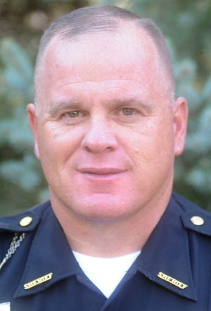 Muskingum County Sheriff Matt Lutz