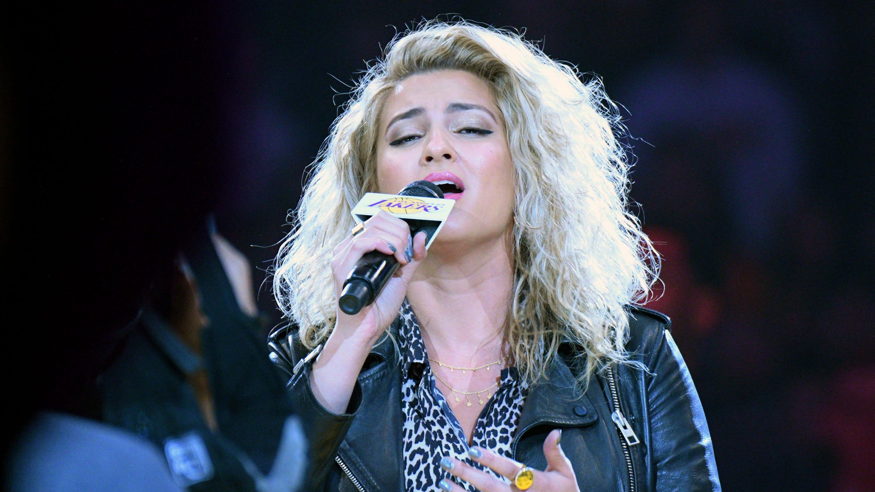 Grammy Winner Tori Kelly to Perform National Anthem