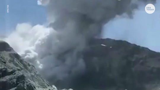 Deep Dive: White Island Volcanoe - cover