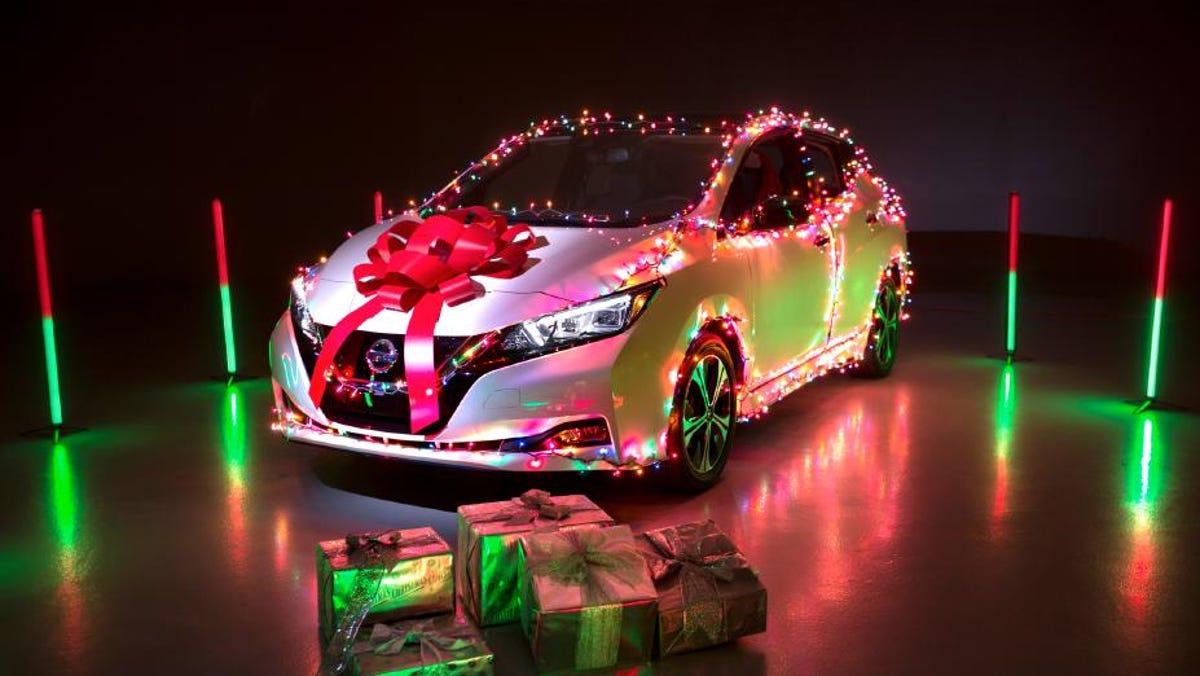 Nissan Christmas 2020 Christmas 2019: Nissan turns pedestrian alert tones into holiday song