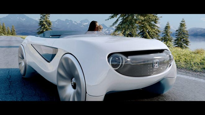 Honda will introduce its Augmented Driving Concept to address the cultural transition to autonomous vehicles.