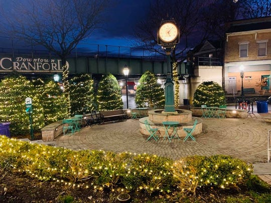 """Congratulations Cranford! With 63 percent of the votes, Cranford was named """"Town with the Most Holiday Spirit"""" by a MyCentralJersey.com poll."""