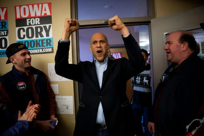 Democratic presidential candidate Cory Booker has proposed legislation that would place a moratorium on new CAFOs and require existing ones to close by January 2040.