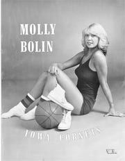 Iowa Cornets star Molly Bolin posed for posters to promote the team that she sold for $3 each and kept the profits.
