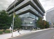 Purdue Pharma headquarters in Stamford, Ct.