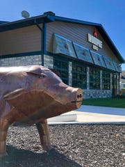 Woodpile BBQ opens Monday in Madison Heights.