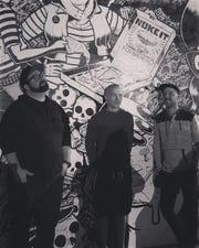 Lee County alternative rock trio Brown Dog Jr.