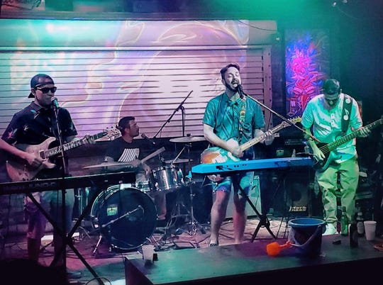 Fort Myers reggae act Faded Roots