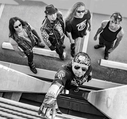 Port Charlotte hard rockers Tolerance Zero