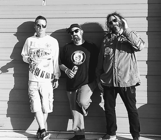 Iona rock trio The Camaros