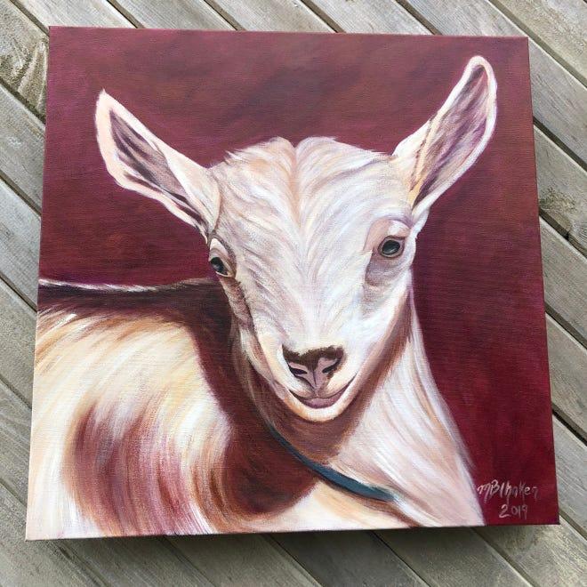 A work by Mary Beth Ihnken.