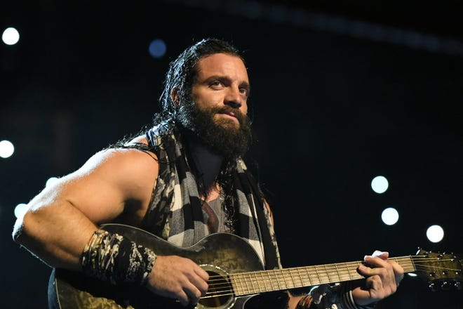 WWE Superstar Elias declined to revisit his past in Memphis, but he praised the city's storied music scene ahead of Friday Night SmackDown's visit.