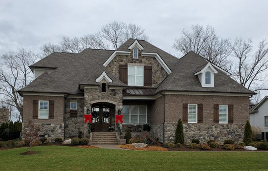 A custom home by AR Homes, 1479 Boardwalk Place has four bedrooms and five full baths.