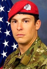 Staff Sgt. Forrest Sibley