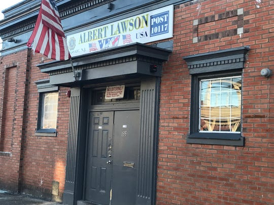 Albert Lawson VFW closed on Dec. 16, 2019 because its roof was failing. Passaic officials are debating just how to proceed concerning its re-opening.