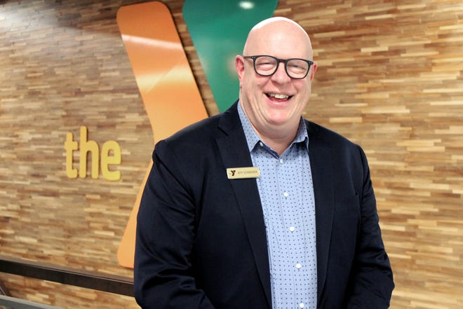 Jeff Schneider will serve as the new CEO of the Oshkosh Community YMCA, starting Jan. 24, 2020.