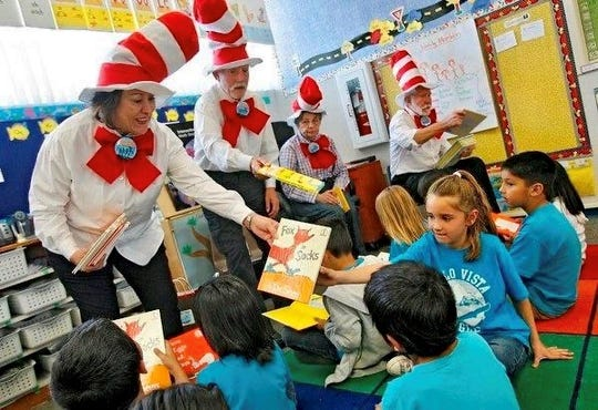Kids from kindergarten to 5th grade can benefit from the programs BookPALS offers.