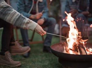 Wood burning in fireplaces, stoves and outdoor fire pits will be prohibited Christmas Eve and Christmas Day.