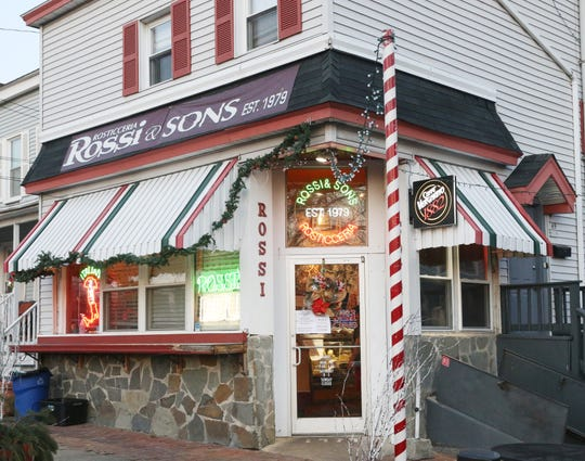 Rossi & Sons Rosticceria in the City of Poughkeepsie on December 24, 2019.