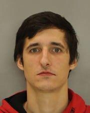 Michael Nueslein, 28, of Codorus Township.