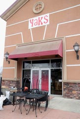 The new YAKS in Redding plans to open Jan. 1, 2020, in the Hilltop Drive Landing Center where Madayne Eatery and Espresso used to be. Co-owner Alyssa Williams says YAKS' popular sticky buns will be for sale weekends only in Redding.