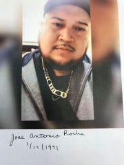 Jose Antonio Rocha was identified as a person of interest in a double homicide by Comanche police on Dec. 23, 2019.