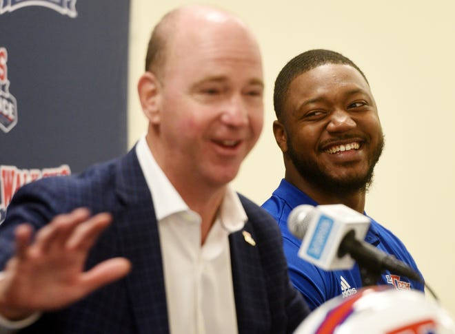 Independence Bowl pregame press conference for Louisiana Tech and the Miami Hurricanes Tuesday morning, December 24, 2019.