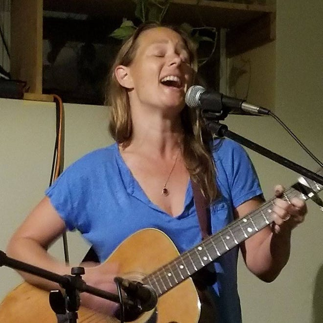 Katherine Easterling of local band Phlox will celebrate new CD release at The Wilbury.