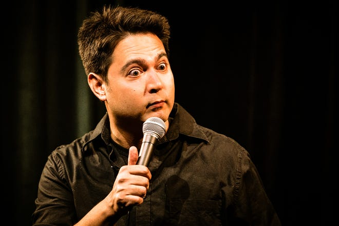 Dan Gabriel will join a line-up of comics Dec. 31 at the Thousand Oaks New Year's Eve Comedy Bash at the Bank of America Performing Arts Center.