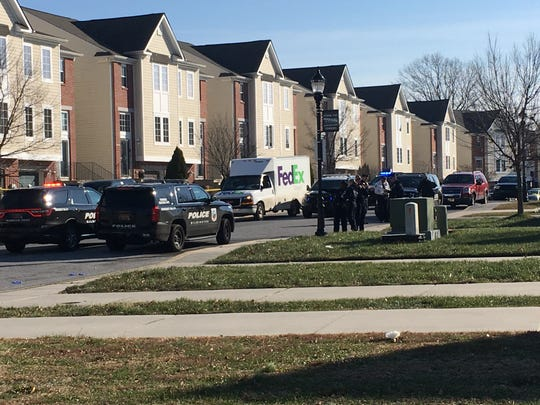 Wilmington police are currently on scene at a shooting.