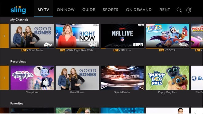 Sling Tv Deals The Live Streaming Service Has A Unique Offer For New Customers
