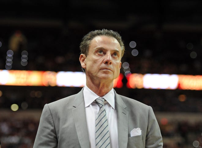 Rick Pitino has carried Iona to the NCAA Tournament in his first season with the Gaels.