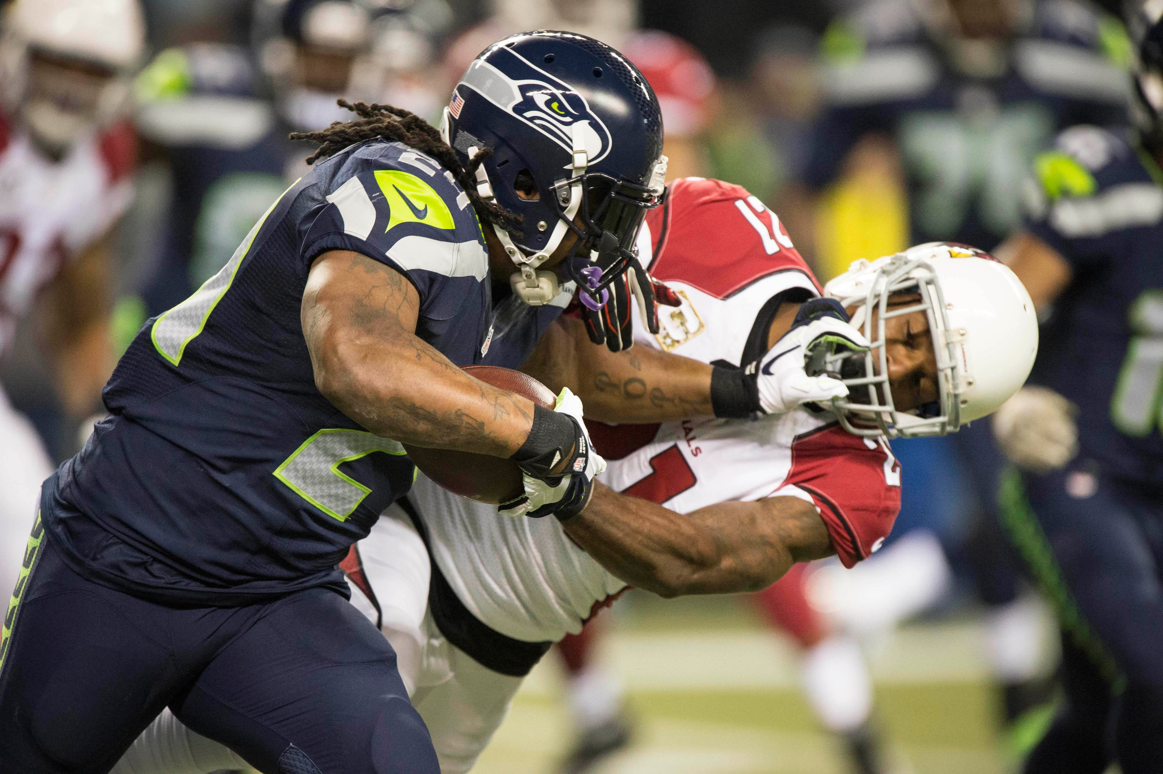 Beast Mode  is back in Seattle: Injury-depleted Seahawks sign Marshawn Lynch